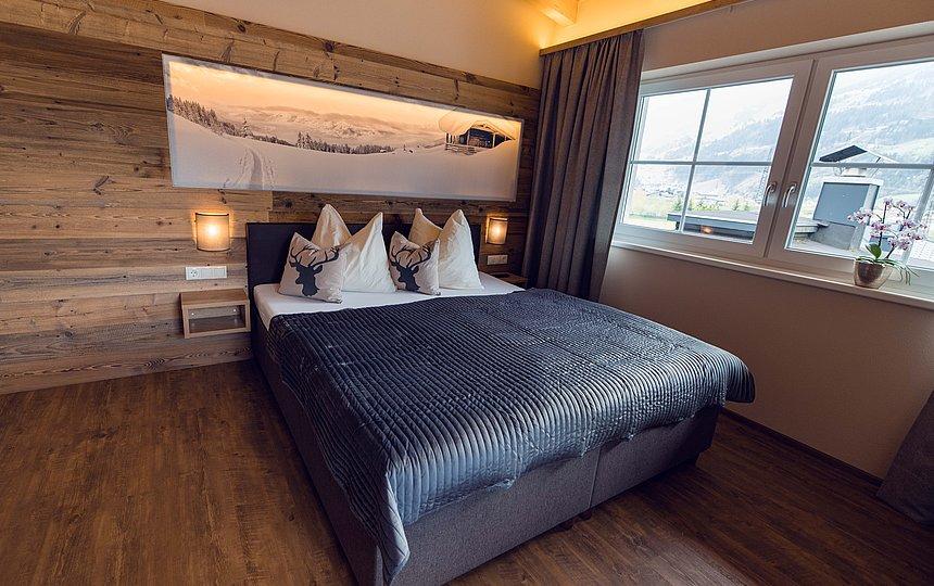 Ferienwohnung 2 mit 85 m² für 4 bis 6 Personen - Chalet Arena