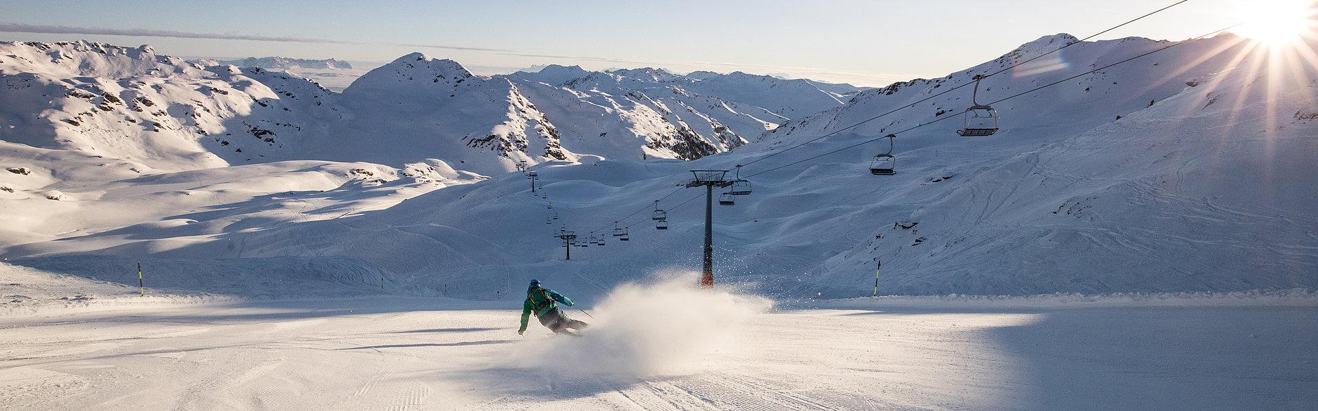 Good Morning Skiing | © Zillertal Arena / Johannes Sautner