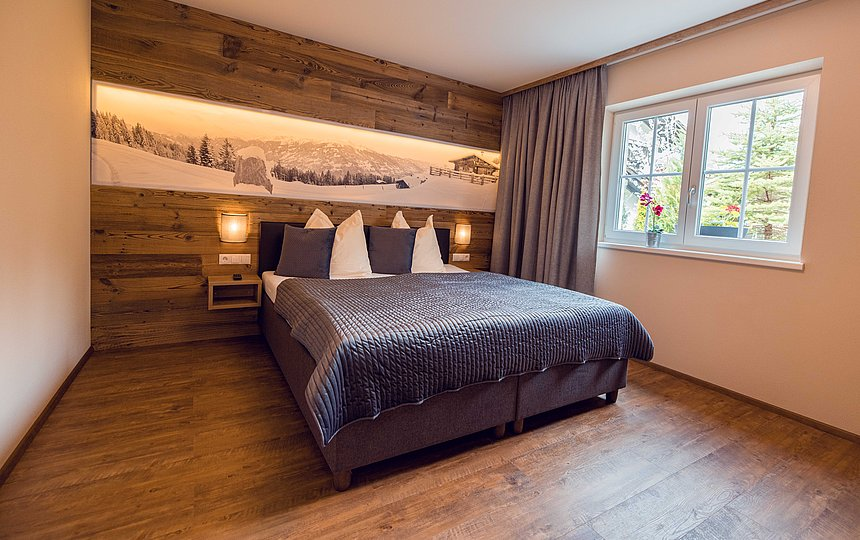 Ferienwohnung 1 mit 85 m² für 4 bis 6 Personen - Chalet Arena